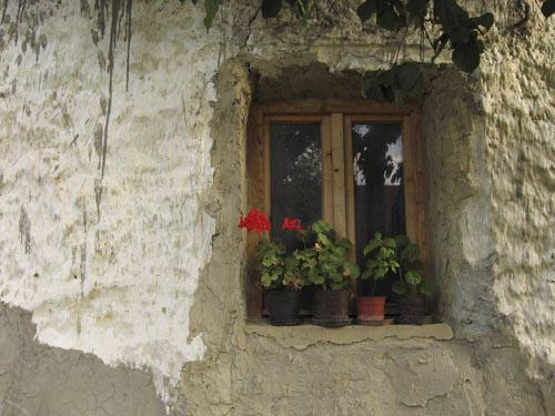 Muskátlis ablak