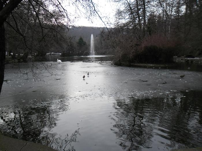Jeges tó