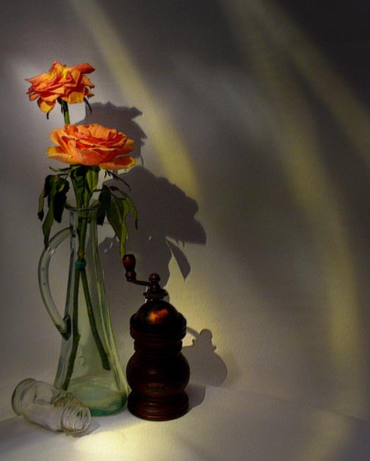 Csendélet váza