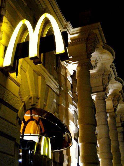 McDonald's - Bécs
