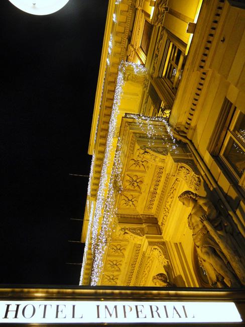 Hotel Imperial - Bécs