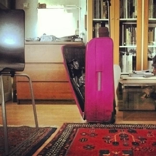Ez nem egy bőrönd