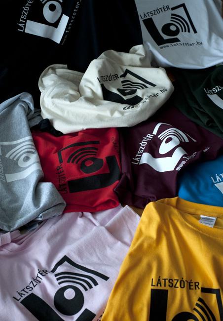 Látszóteres pólók