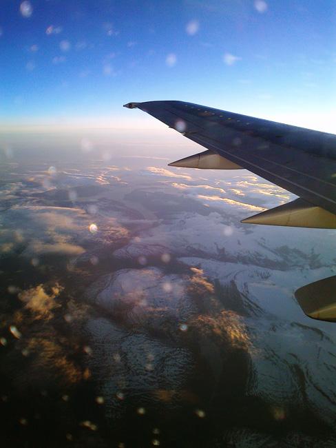 utazás, megérkezés