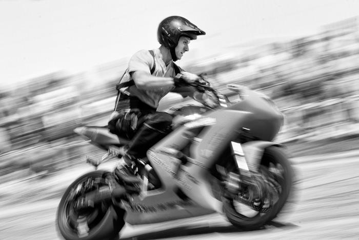 Életem a motorozás