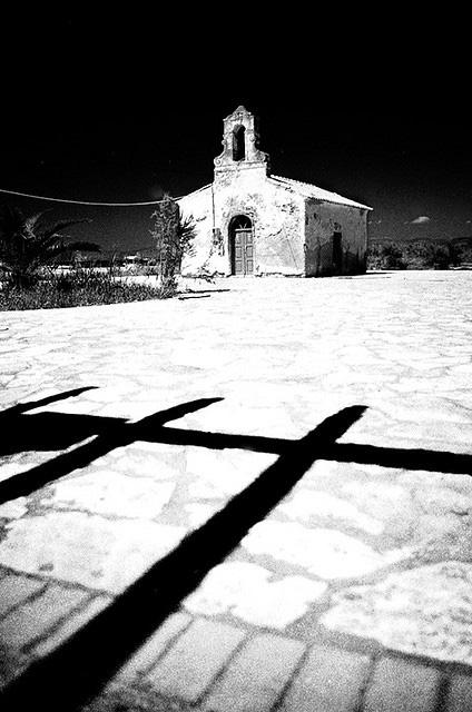 Kápolna Lefkimiben