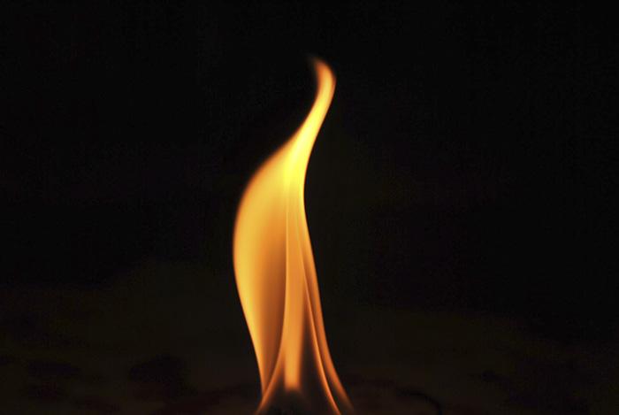 Lángok