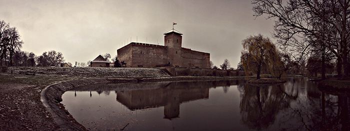 A gyulai vár és környéke