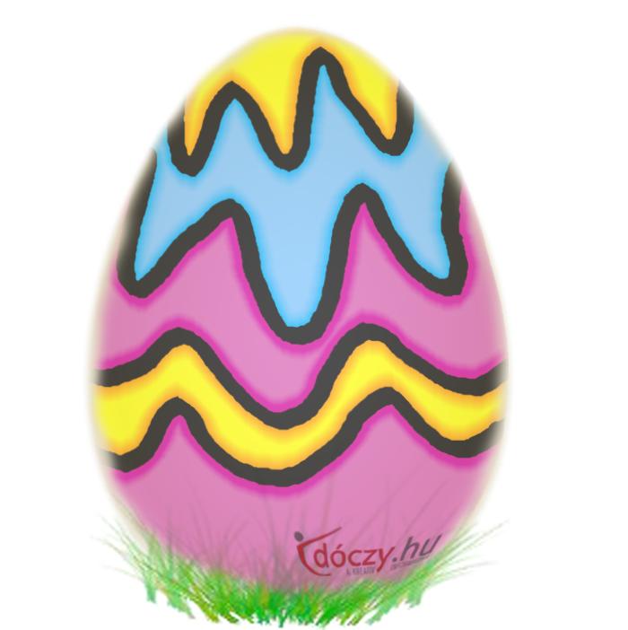 Fessünk tojást a nyuszinak!
