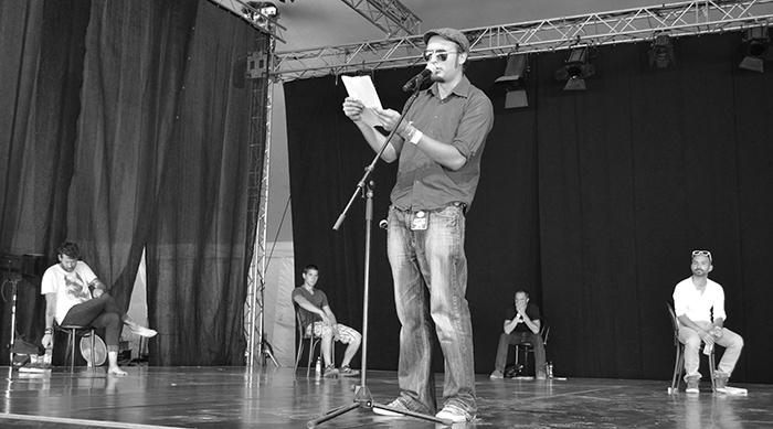 Slam Poetry