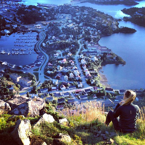 norvégiai mobilfotók