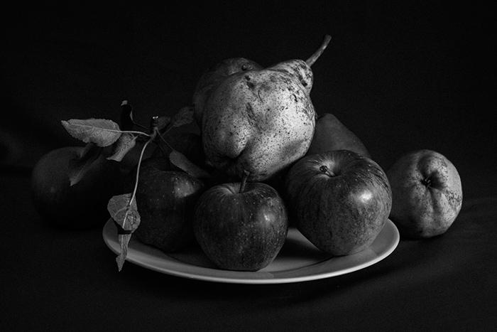 Almák, körték