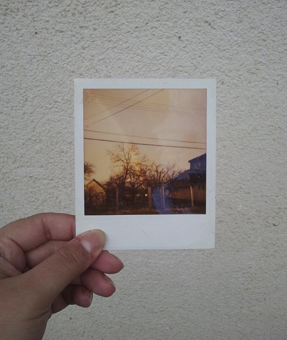 Talált Polaroid