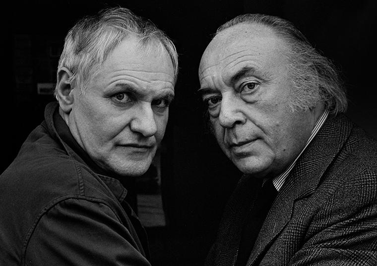 Jancsó Miklós és Hernádi Gyula