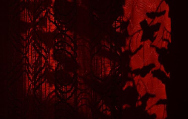 Vörös függöny