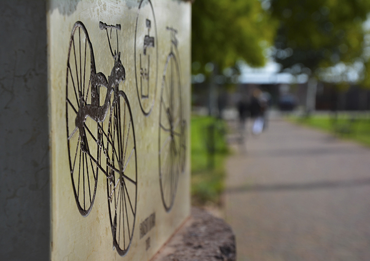 Bicikliút