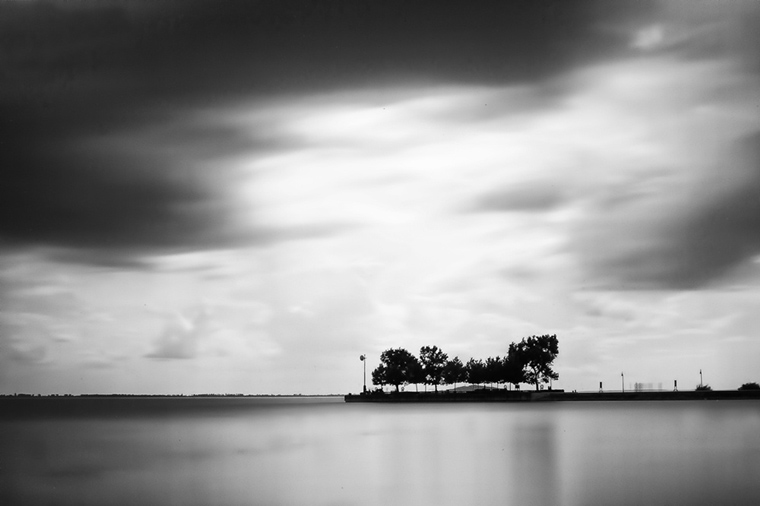 Csend a vízen