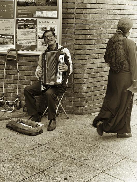 Harmonikás harmónia
