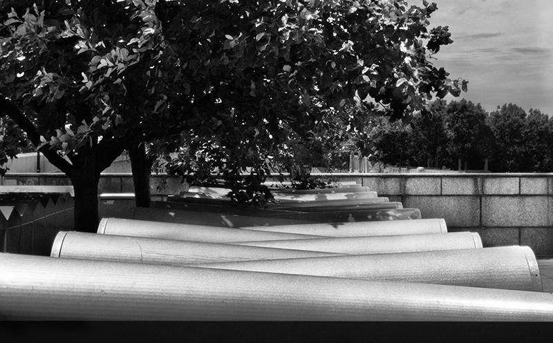 P366/003 - Cikkcakk fával