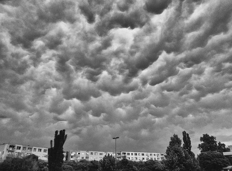 365/9 - Mai felhő