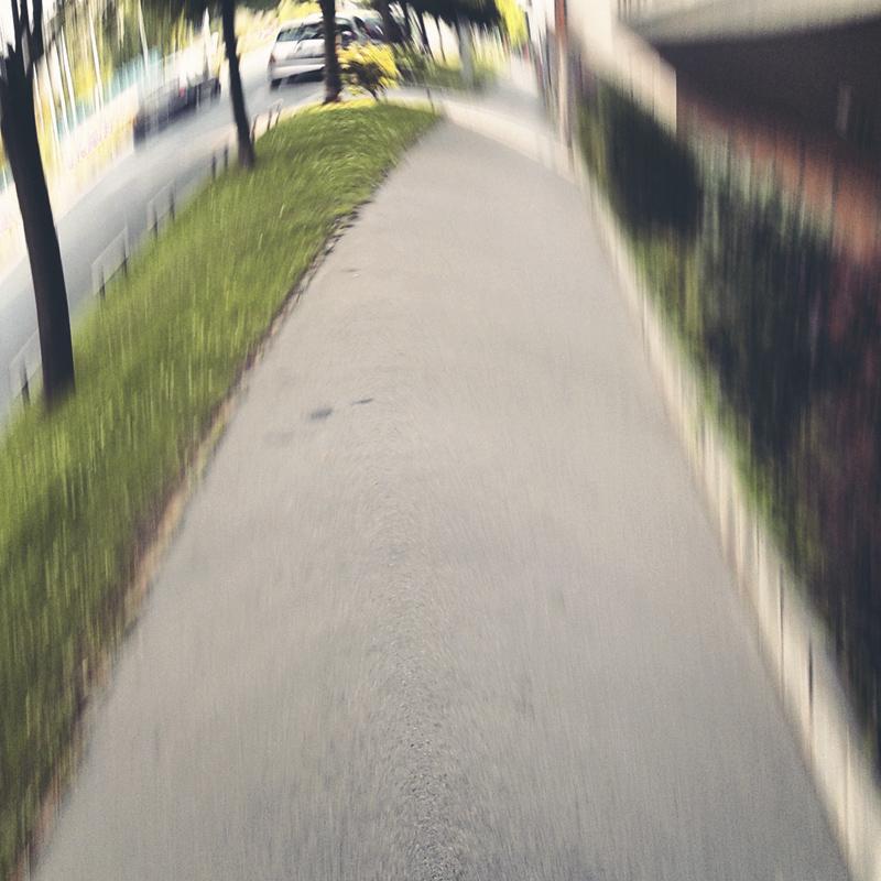 Putto 365/8 - busz után futva