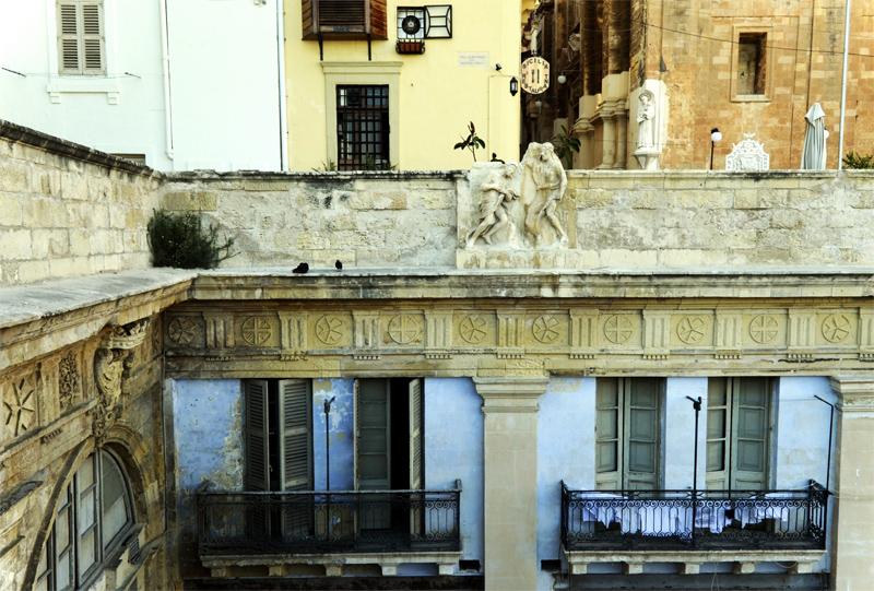 Máltai ajtók, ablakok