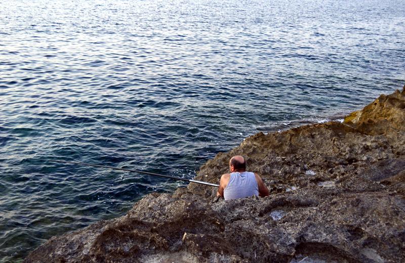 Máltai horgász