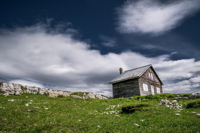 Ház a hegyen