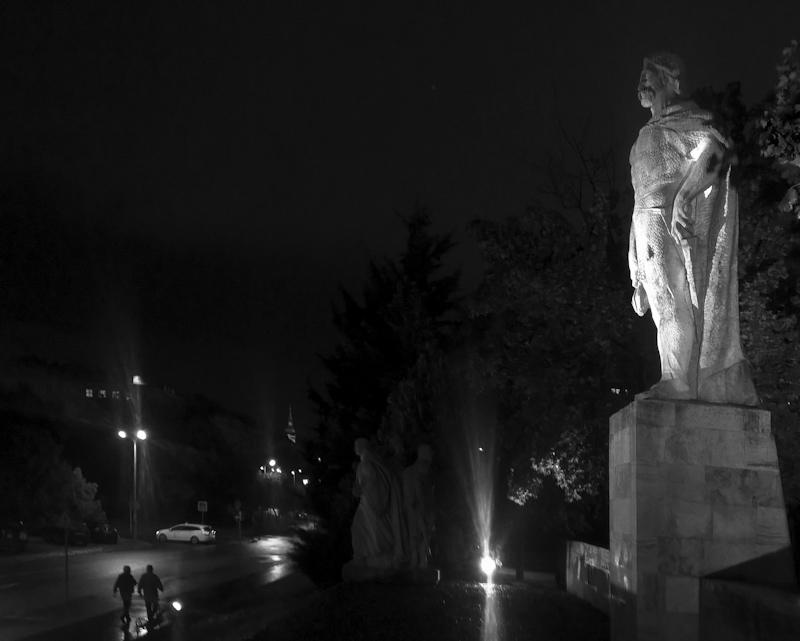Dózsa szobor