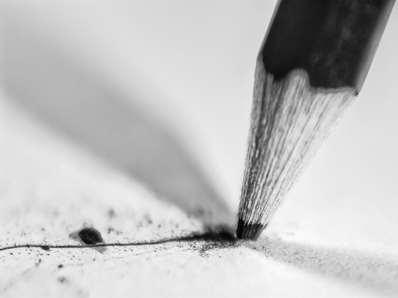 P366/168 - törött ceruzahegy