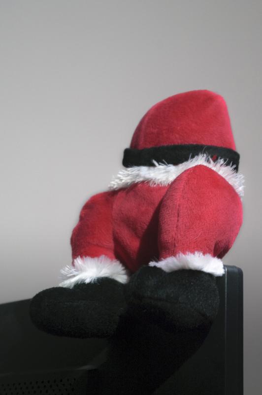 P366/211 - Karácsony apó gondolatai már máshol járnak