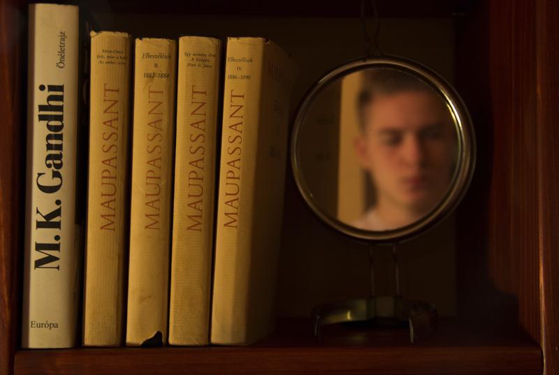 4/365 - negyedik polc, hatodik könyv