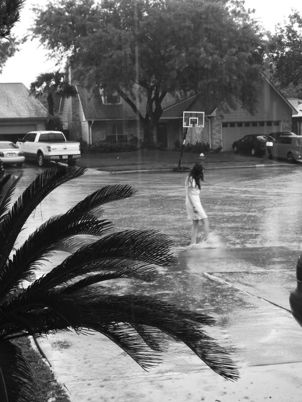 Bokros Szilárd - Esős vasárnap délután