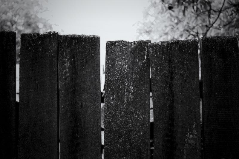 365/345 - Kerítés