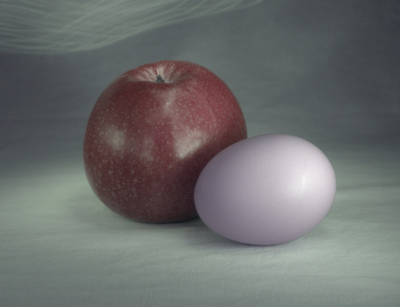 Az almás csendélet párja
