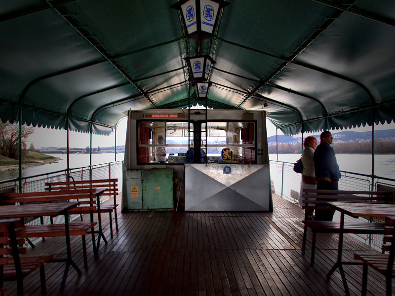 BKV hajón