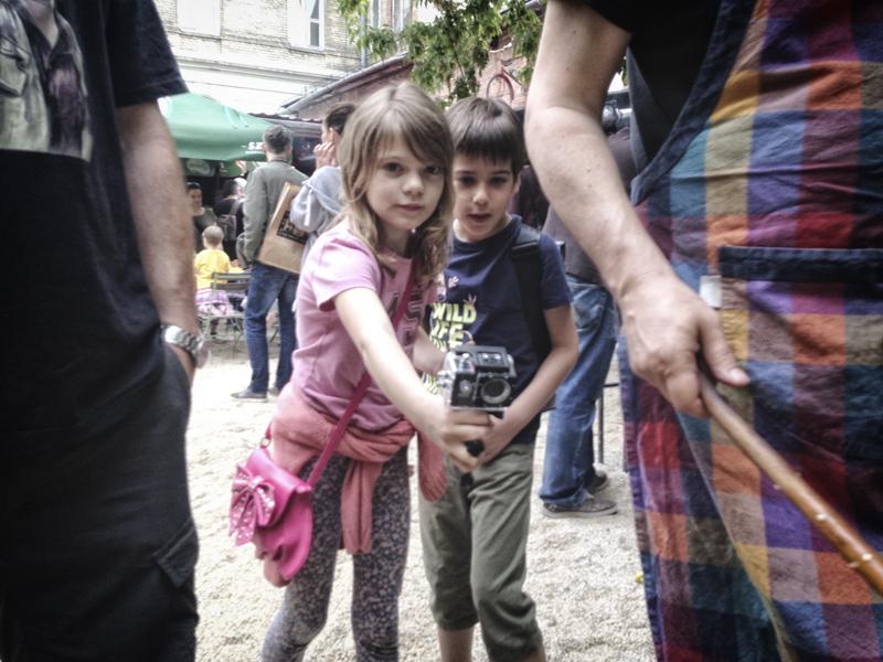Tilos Maraton, Látszóteres lecsó, 2016