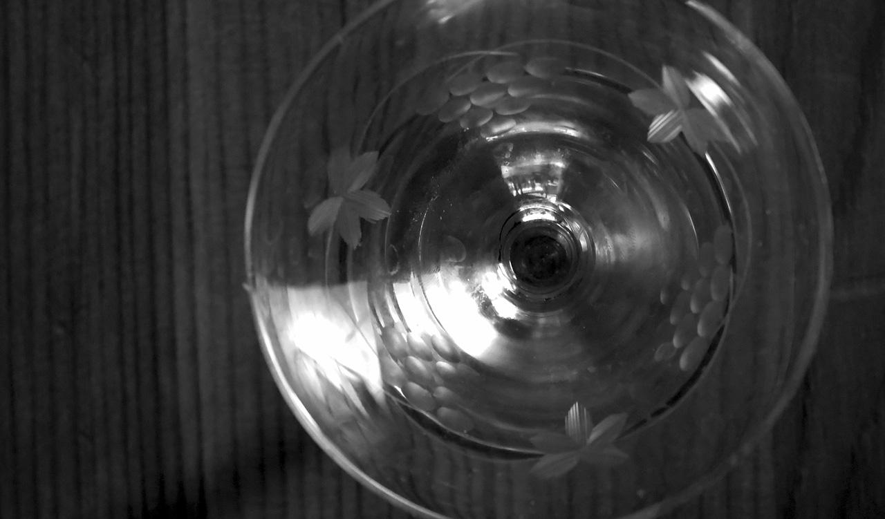 25/365 A pohár feneke