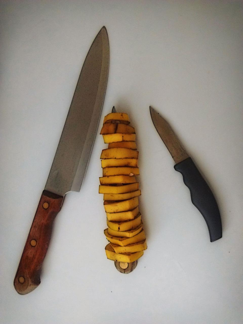 Banán és kések