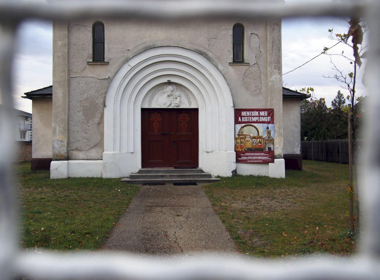 365/131 - Templomrészlet