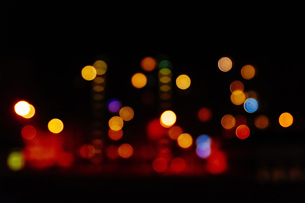 161/365 Esti fények