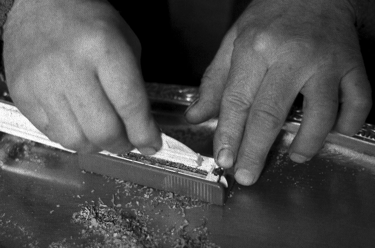 Házi cigarettagyártás