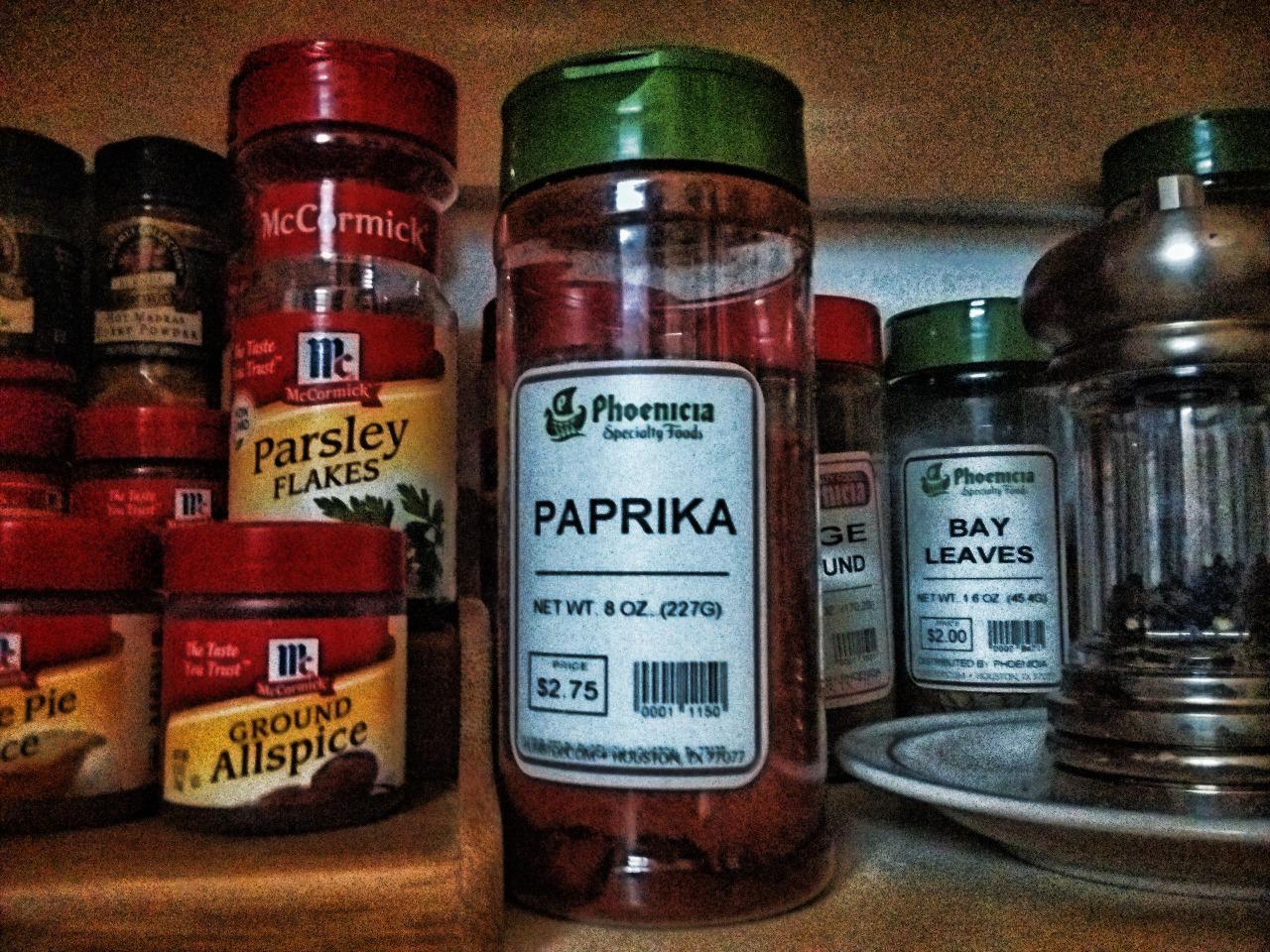 221/365 Paprika