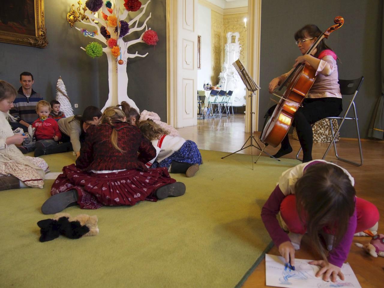 365/241 - Múzeumi gyerekprogram