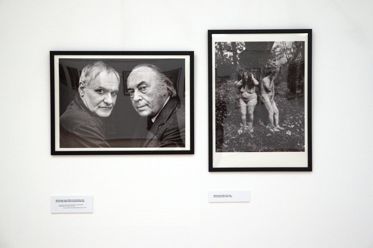 Töredékek - Balla Demeter kiállításán