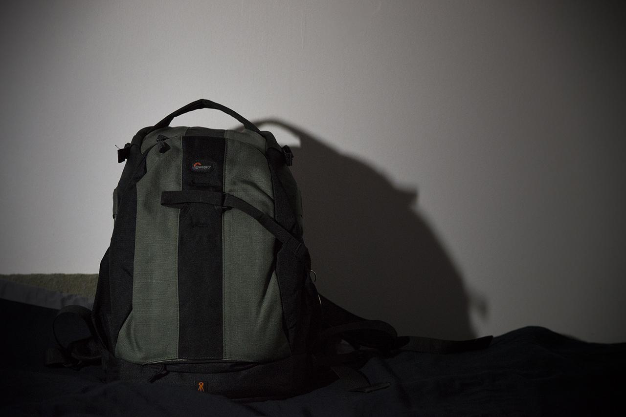 365/285 (A táskám én vagyok.)