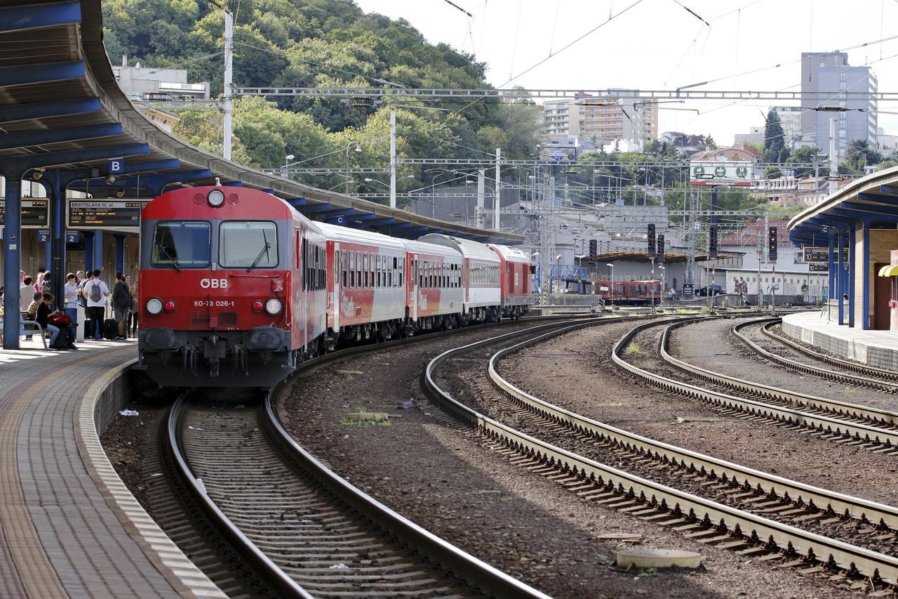Bratislava - hlavná stanica