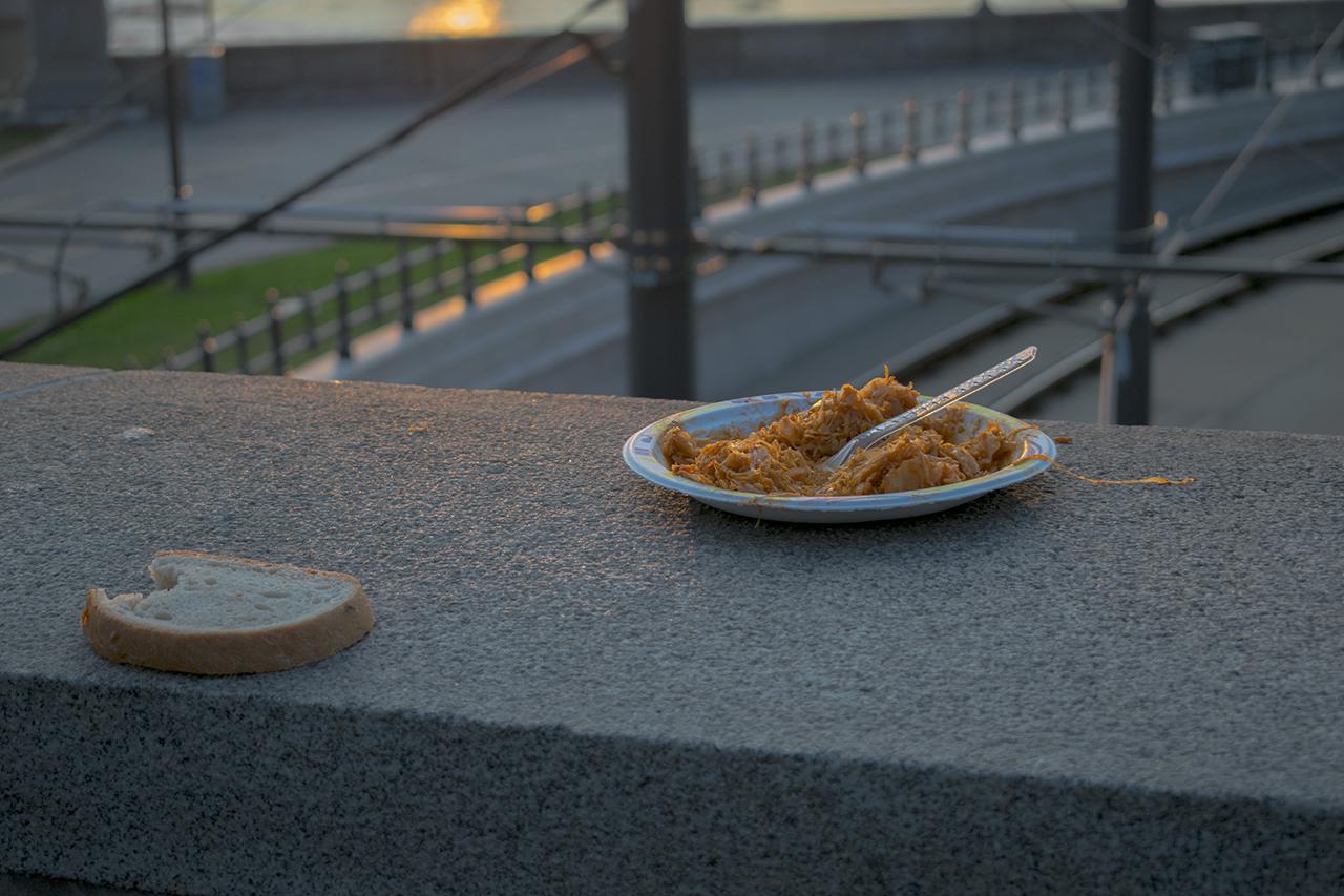 Hajnali ebéd