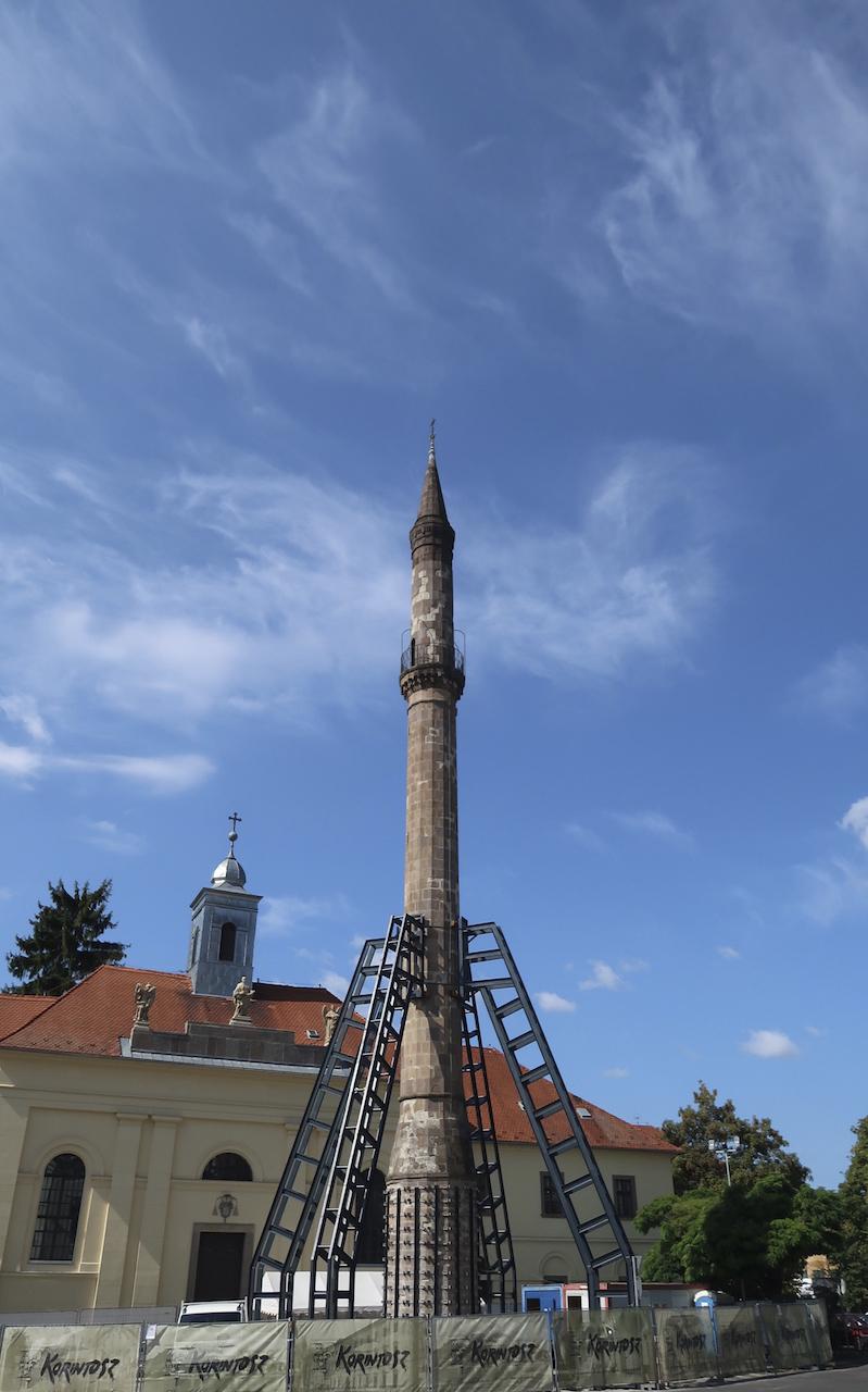 Iszlám rakéta Egerben