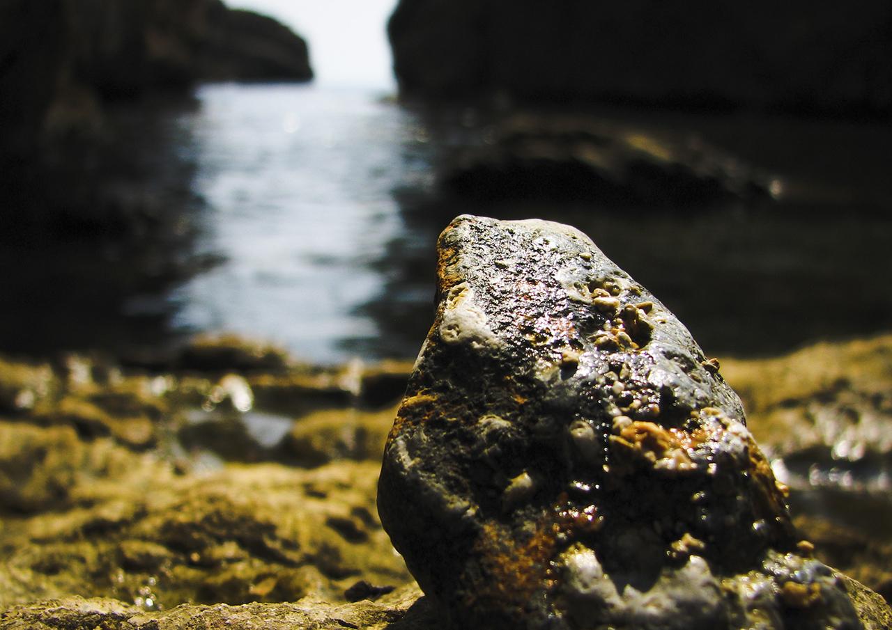 Nyugodt tengeri öböl